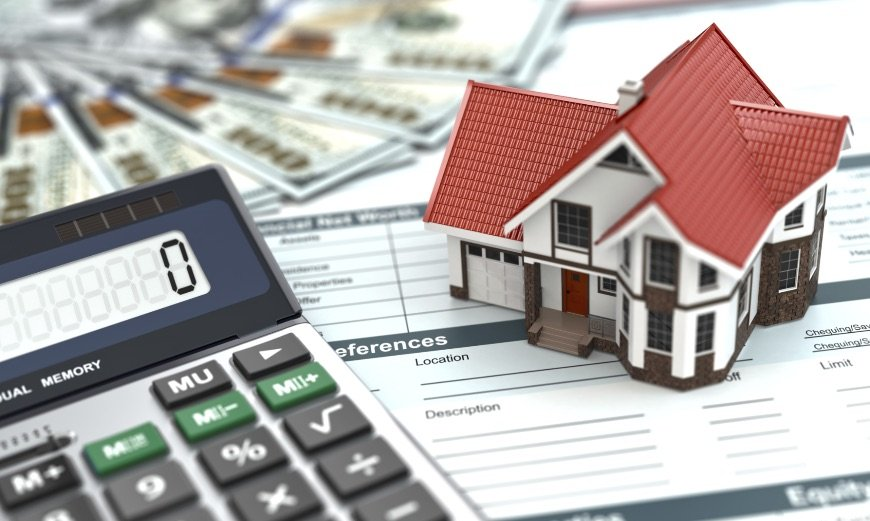 Property valuation deal with evaluating full property to find its price